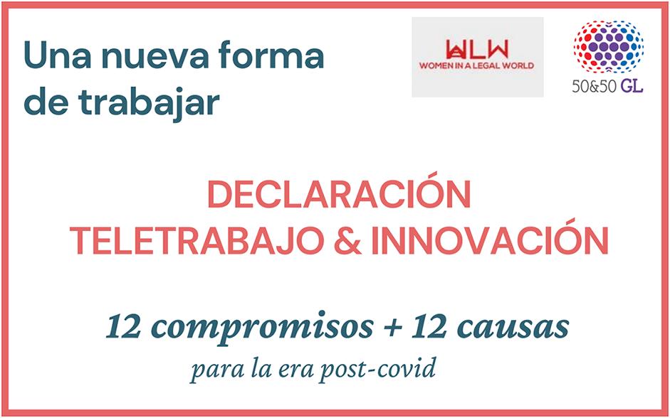 Declaracion Teletrabajo e Innovación